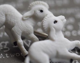 Mary Had A Little Lamb Bobby Pins
