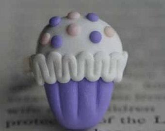 Party Cupcake Ring