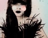 Lolly -Dior 01 - Art Print