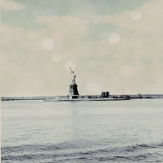 Liberty - Vintage Photography Print