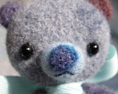 Nudge the Anime Bear.  A Little Handfuls Mini Bear