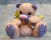 Suki Bear.  A Little Handfuls Mini Bear
