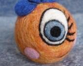 Little Monsters by Little Handfuls. Pretty Monster.