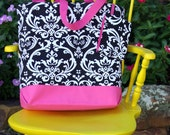 Personalized Totes, Set of 2