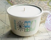 You Pick The Scent Soy Vintage Teacup Candle