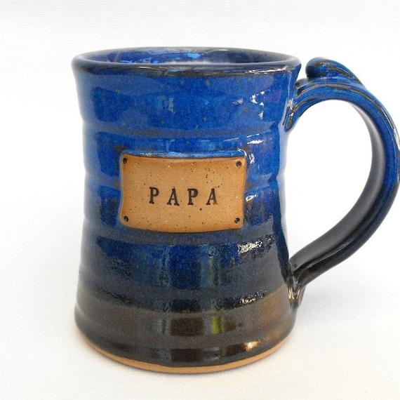 Custom Name Mug (TM), Personalized, Scratch Made Pottery by Mud Pie Studio