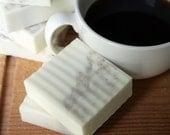 Handmade Soap Nutmeg Almond Biscotti Goat's Milk Soap