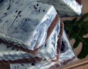 Blue Oak Olive Oil Bar Soap for Men