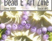 Bead E Art Zine issue 5
