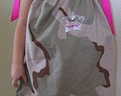 Boutique Camo Princess Dress\/Top