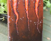 Carrot painting 2x3 Magnet