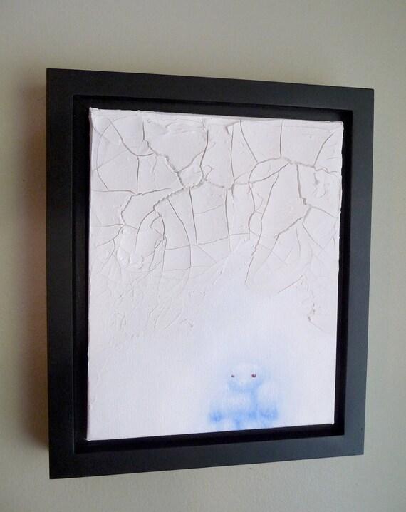Abominable YETI painting 8x10
