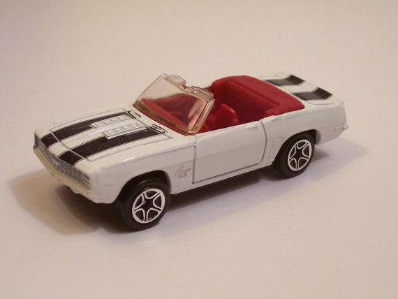 1969 Chevrolet Camaro SS 396 Convertible: Hot Rod Magnet