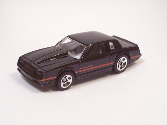 1986 Chevrolet Monte Carlo Ss   Hot Rod Man Cave