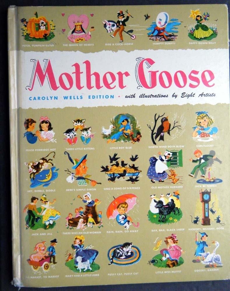 """""""Denslow's Mother Goose"""""""