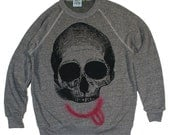 LOYALTY AND BLOOD - Skull Sweatshirt