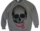 LOYALTY AND BLOOD - Skull Sweatshirt
