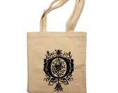LOYALTY AND BLOOD - Letter O Totebag - Small