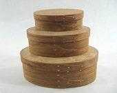 Birdseye Maple Shaker Box Set