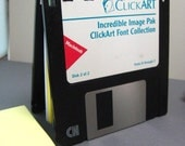 Floppy Disk Mini Notebook Recycle Reuse