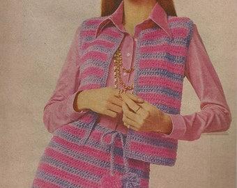 ROSE LILAC Suit pattern - (MS70)