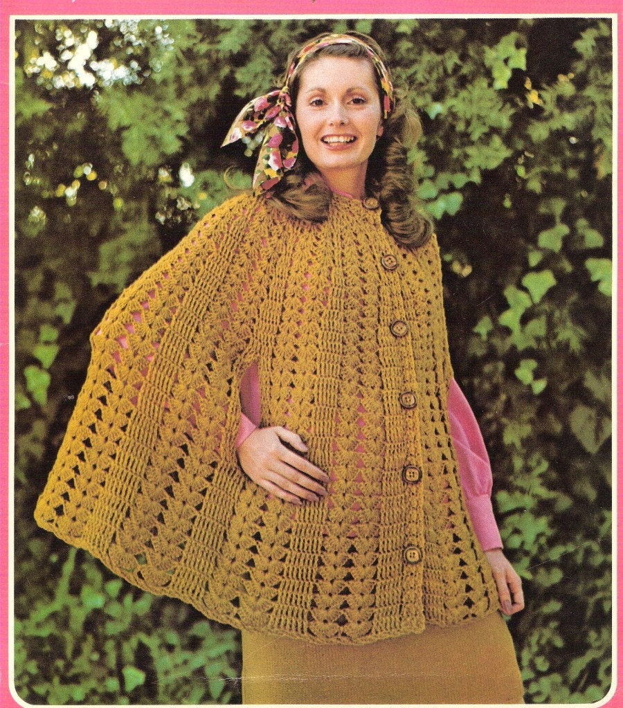 Free crochet pattern bed cape dancox for crochet cape pattern pdf bankloansurffo Choice Image