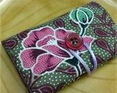 Asia Olivane Batik Business Cards Holder\/Case-Reserved for YesPick