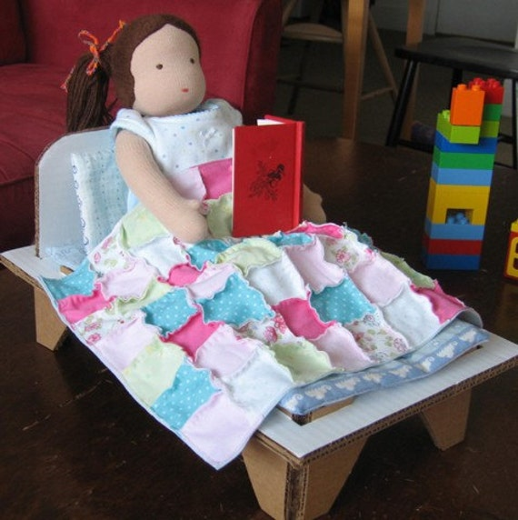 Build a Set of Cardboard Doll Furniture
