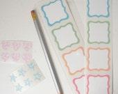 Decorative Frame Stickers