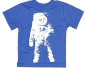 NEW - Astronaut T-Shirt - space toddler youth kids tshirt