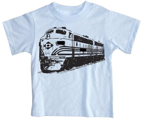 Kids FREIGHT TRAIN T-shirt