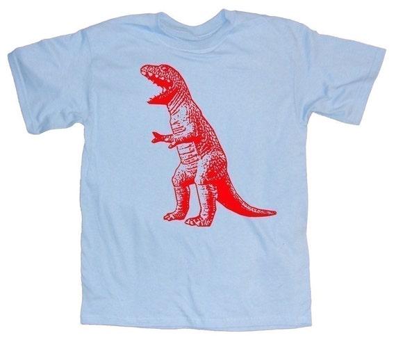 T-Rex Dinosaur MENS T Shirt American Apparel