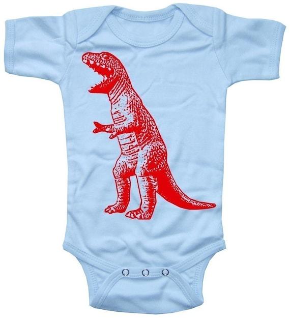 Baby T-REX DINOSAUR Bodysuit