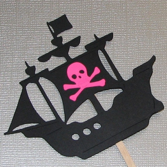 ship cake toppers