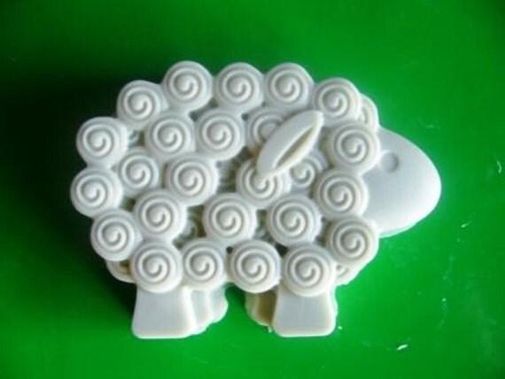 The Little Goats Milk Sheep Soap