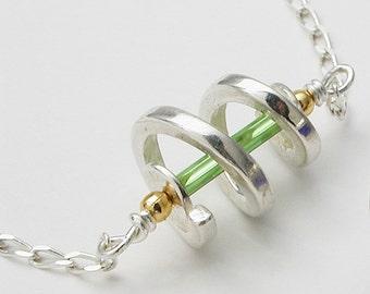 Twist bracelet - you choose the color