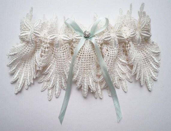 eden lace garter