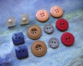 Matching Pairs Of Vintage Buttons for your creations