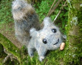 Knitted Ultimate Squirrel - PATTERN ONLY