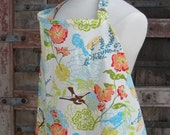 Nursing Cover-Spring Fling-Free Shipping When Purchased With A Wrap