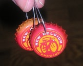 New Belgium Bike Earring For Cinesnail