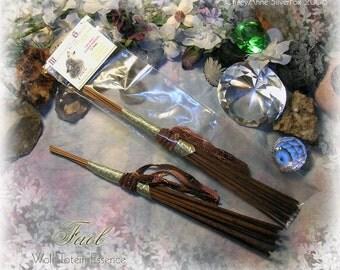 Faol DANCING WOLF Totem Ceremonial Stick Incense 12 pk