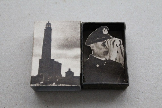 Letters to you - matchbox art