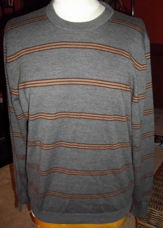 CLEARANCE: Brooks Brothers Sophisticated Men's Merino Wool Sweater
