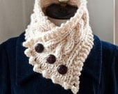 The Fisherman's Wife Neck Warmer Made to Order
