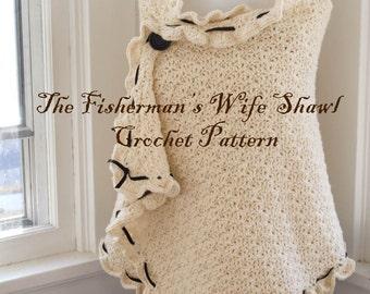 The Fisherman's Wife Shawl Pattern pdf