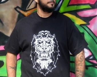 Lion Roar shirt