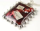 My Heart Magic Glos Necklace