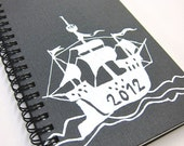 ON SALE - 2012 Weekly Planner