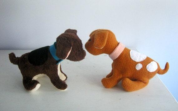 Dog Plush Pattern